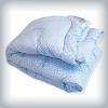 Одеяло лебяжий пух жаккард 300г
